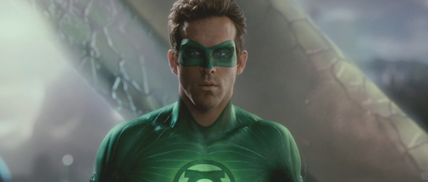 Ryan Reynolds as Green Lantern Hal Jordan