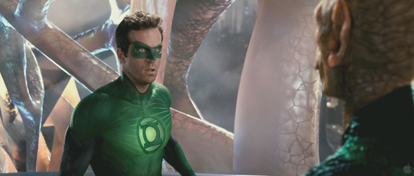 Green Lantern Movie Costume