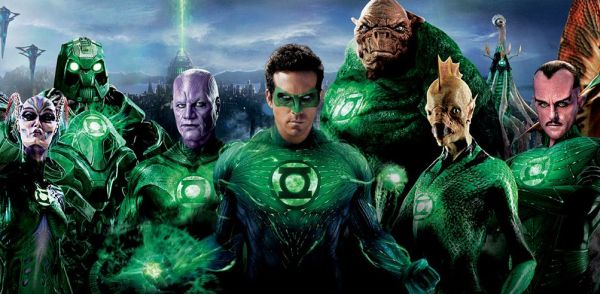 In Brightest Day, In Blackest Night. The Green Lantern Movie Just Wasn't Right.