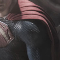 Superman - Suit Textures