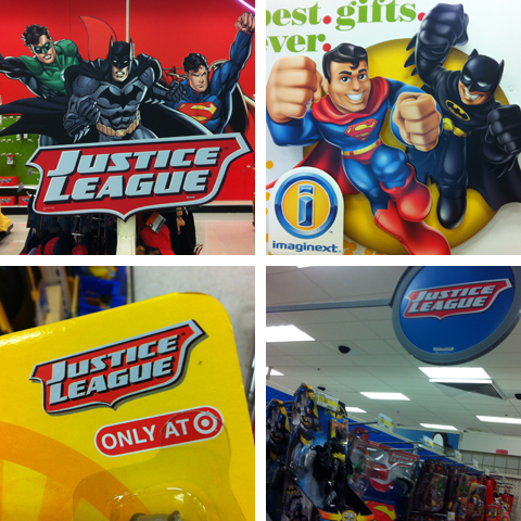 The Justice League Brand
